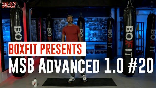 MSB Advanced 1.0 #20