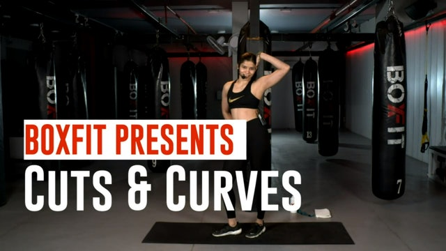 Mon 28/12 7pm  IST | Cuts & Curves with Dikshika |