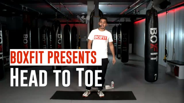 Thur 24/12 6pm  IST | Head to Toe wit...