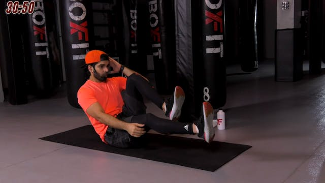 Mon 16/11 7pm  IST | Abs and Cardio w...