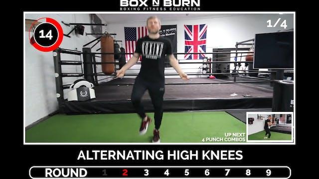 Jump Rope Workout   Intermediate - Bo...