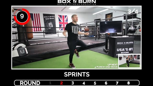 Jump Rope Workout | Advanced - Boxing