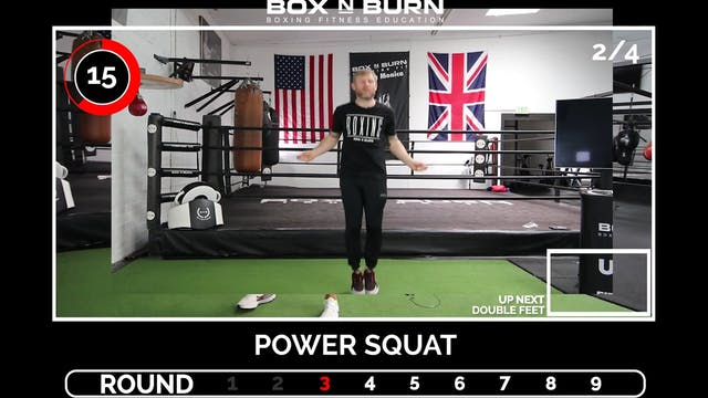 Jump Rope Workout | Intermediate - Lo...