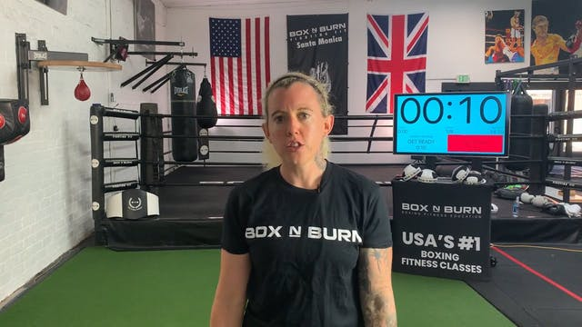 Pure Boxing | Kez: Intermediate/Advan...