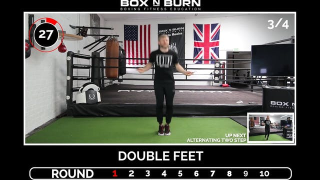 Jump Rope Workout | Sheet 2 06