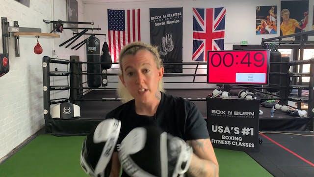 Pure Boxing   Kez: Intermediate - Lef...