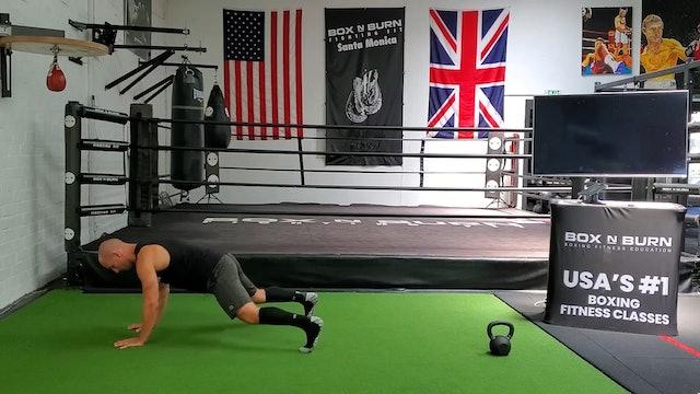 Kettleball Workout W/ Frank #1
