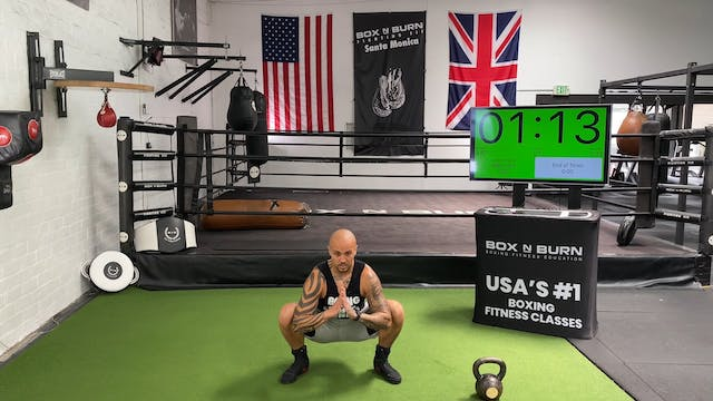 Kettlebell Workout | Shark: Intermedi...