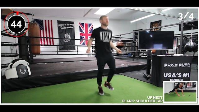 Jump Rope Workout | Beginner - Abs