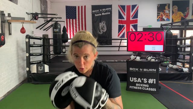 Pure Boxing | Kez: Intermediate - Rig...