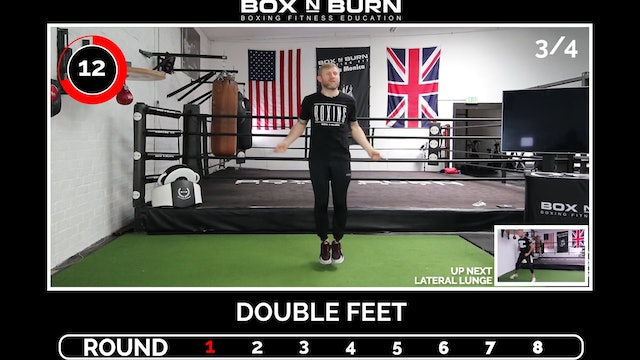 Jump Rope Workout | Advanced - Lower Body #3