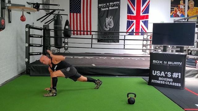 Kettleball Workout W/ Frank #2