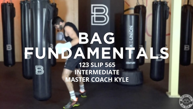 Bag Fundamentals - Intermediate: 123 SLIP 565