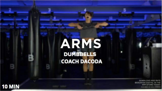 Arms – 8/26/2020