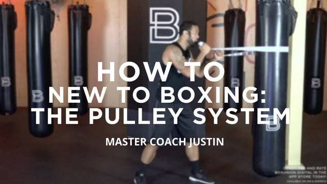 How To - New To Boxing: The Pulley Sy...