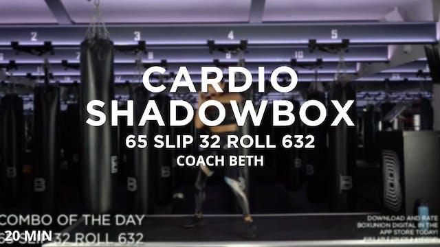 20min Cardio Shadowbox
