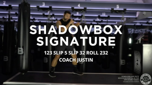 Shadowbox Signature: 123 SLIP 5 SLIP 32 ROLL 232