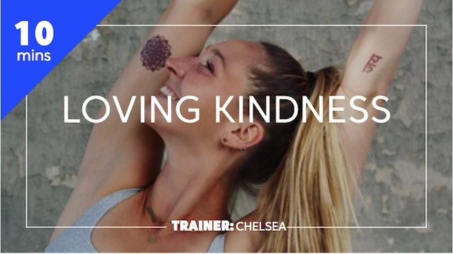 10min Loving Kindness Meditation
