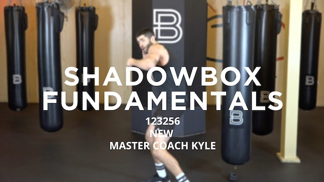 Shadowbox Fundamentals - New To Boxing: 123256
