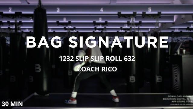 Bag Signature - 8/19/2020
