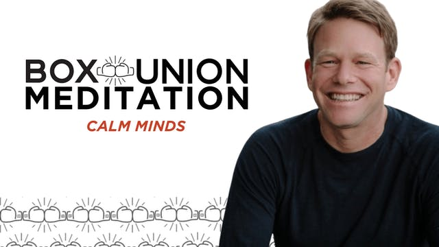 Meditation: Calm Minds Day 2