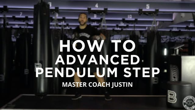 How To - Advanced: Pendulum Step