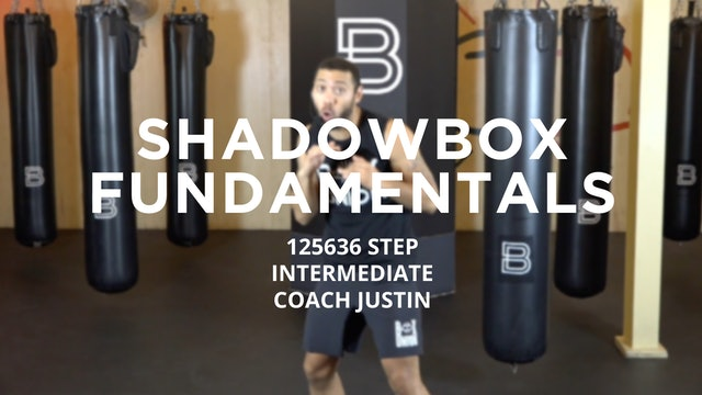 Shadowbox Fundamentals - Intermediate: 125636 STEP