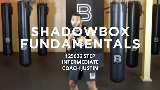 Shadowbox Fundamentals - Intermediate...