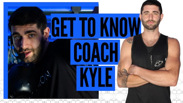 Get to Know Coach Kyle