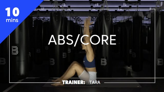 10min Abs/Core