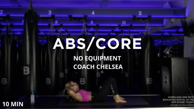 Abs/Core - 8/19/2020
