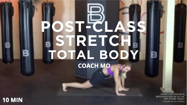 Post-Class Stretch - Total Body