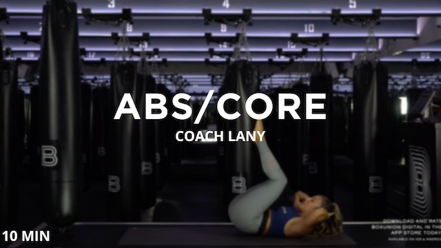 Abs/Core - 6/29/2020