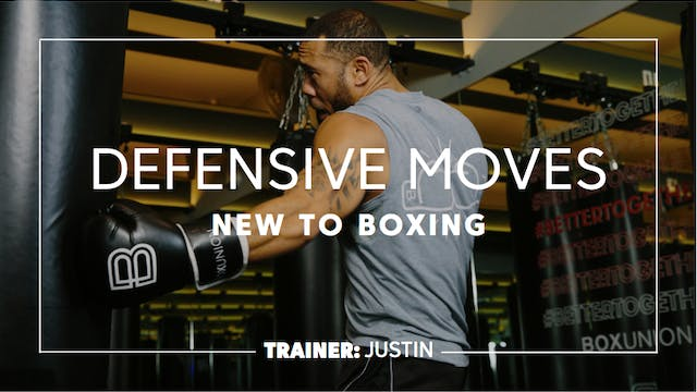 How To - New to Boxing: Defensive Moves