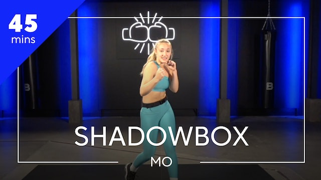 Encore Workout of the Week: Shadowbox