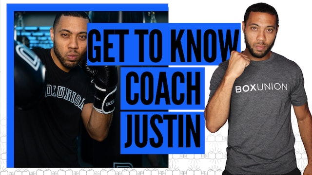 Get to Know Coach Justin