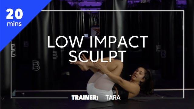 20min Abs Focused Low Impact Sculpt