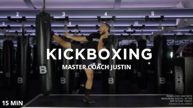 Kickboxing - 10/28/2020