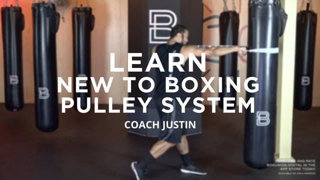 Learn - New To Boxing: The Pulley System