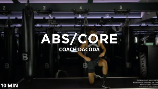 Abs/Core - 7/14/2020