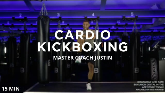 Cardio Kickboxing - 10/28/2020
