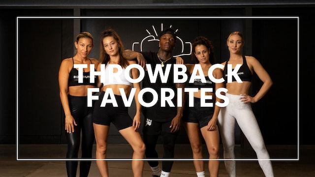 This Week's Throwback Favorites