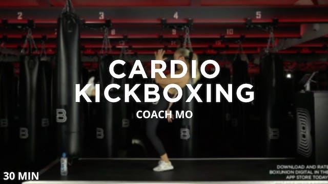 30min Cardio Kickboxing