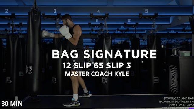 Bag Signature - 9/16/2020