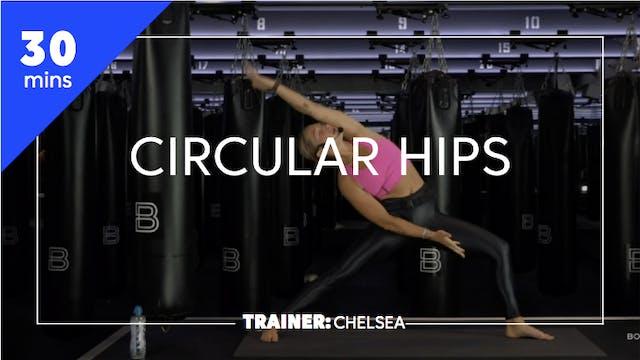 30min Circular Hips