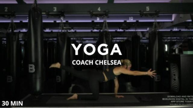 Yoga - 8/19/2020