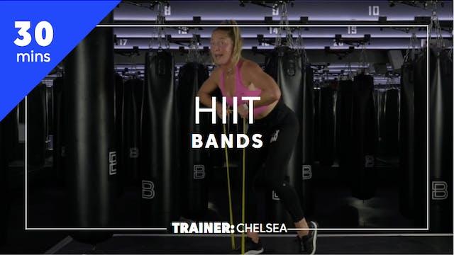 30min HIIT w/ Bands