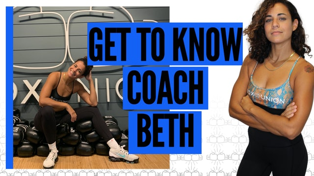 Get to Know Coach Beth