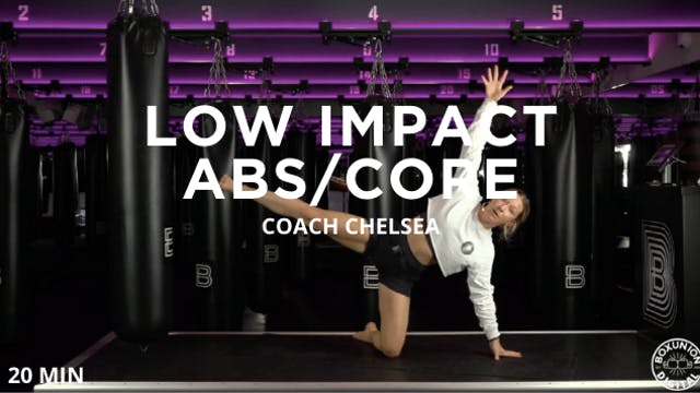 20min Obliques Focused Abs/Core