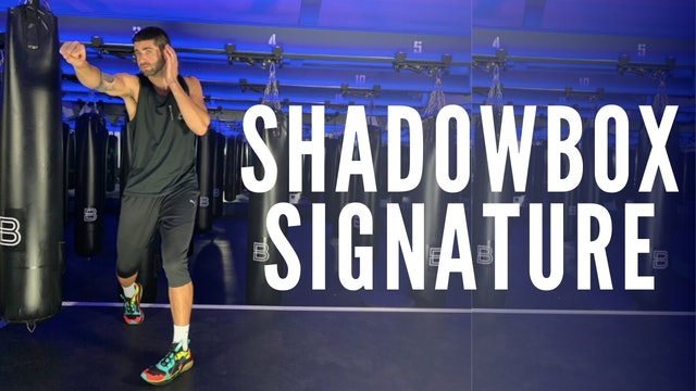 Shadowbox Signature